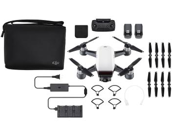 Drone DJI Spark Combo - Câmera