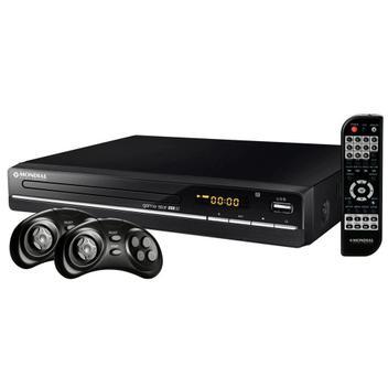 DVD Player D-14 Game Star USB II, Função Karaokê, Ripping/Copy, Função Game, 2 Joysticks - Mondial
