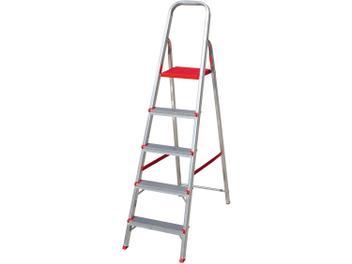 Escada 5 Degraus Alumínio Botafogo - 064