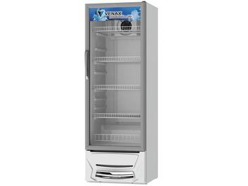 Expositor de Bebidas Vertical Venax 300L VV300 - 1 Porta