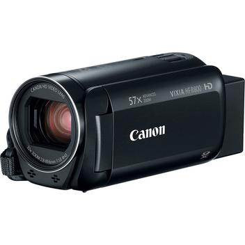Filmadora Canon VIXIA HF R800 (Preto)