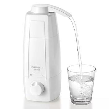 Filtro purificador de água lorenzetti vitale branco