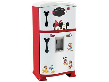 Geladeira de Brinquedo Mickey Xalingo - 6 Peças - Magazine Ofertaesperta