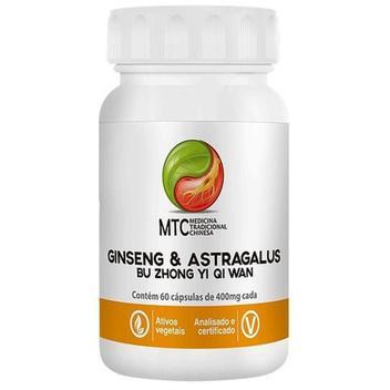 Ginseng Astragalus 60 Cápsulas Vitafor