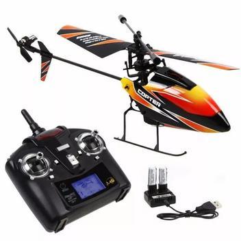 Helicóptero V911 Wltoys