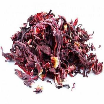 Hibisco Seco a Granel para Chá - 500g - Emporium verus