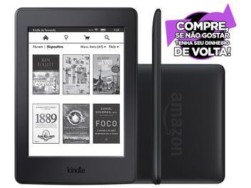 "Oferta ➤ Kindle Paperwhite Amazon Tela 6"" 4GB Wi-Fi   . Veja essa promoção"
