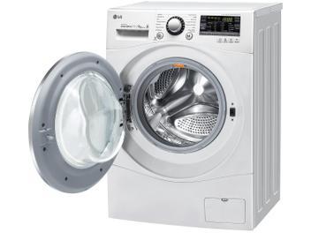 Lava e Seca LG 11kg Smart Care Prime Touch - 14 Programas de Lavagem Água Quente