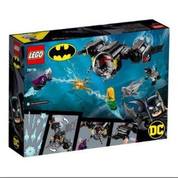 LEGO Super Heroes Submarino do Batman