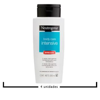 Leve 4 Pague 3 Hidratante Corporal Neutrogena Body Care Intensive