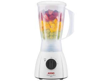 Liquidificador Arno Optimix Plus 1,5L Branco - 2 Velocidades 550W