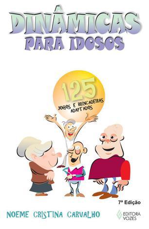 Livro - Dinâmicas para idosos