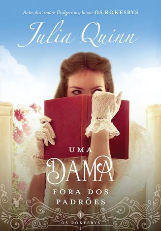 Livro - Uma dama fora dos padrões