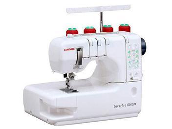 Máquina de Costura Janome - Galoneira 1000CPX