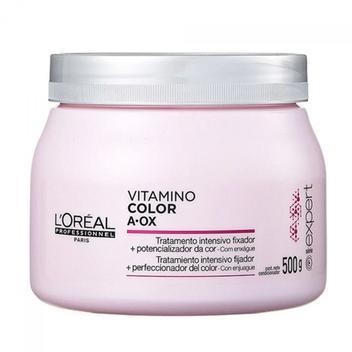 Máscara Hidratante L'Oréal  Professionnel Expert Vitamino Color - 500g - L'oréal professionnel