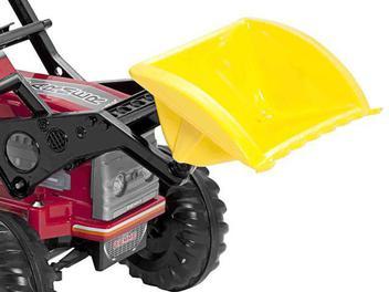 Mini Veículo Trator com Pá - Biemme
