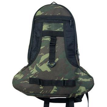 Mochila Back Hidro Modelo Americano Camuflado - Mundo do militar
