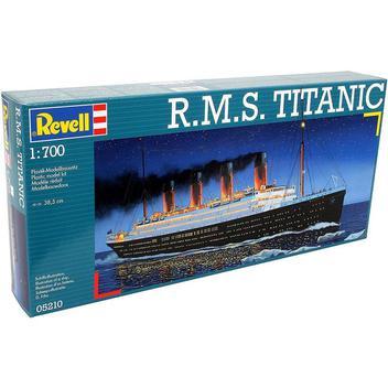 Navio RMS Titanic 05210 - REVELL ALEMA