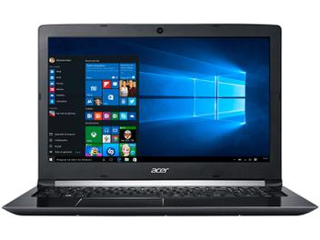 "Notebook Acer Aspire 5 A515-51G-58VH Intel Core i5 - 8GB 1TB 15,6"" HD Placa de Vídeo 2GB Windows 10"