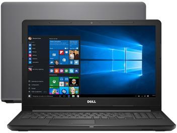 """Notebook Dell Inspiron 15 i15-3576-A70 - Intel Core i7 8GB 2TB 15,6"""" Placa de Vídeo 2GB"""