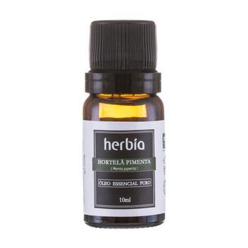Óleo Essencial de Hortelã Pimenta 10ml Herbia