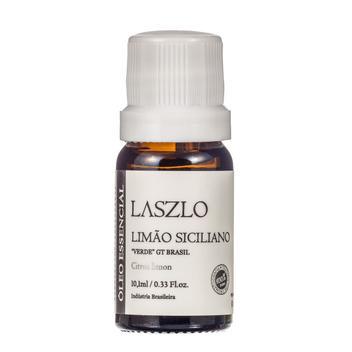 Óleo Essencial de Limão Siciliano Verde 10,1ml Laszlo