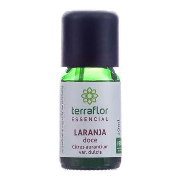 Óleo Essencial Natural de Laranja Doce 10ml Terra Flor - Terraflor