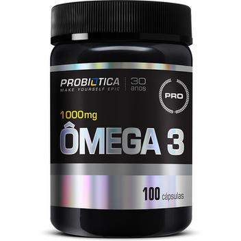 Omega 3 100caps Probiótica