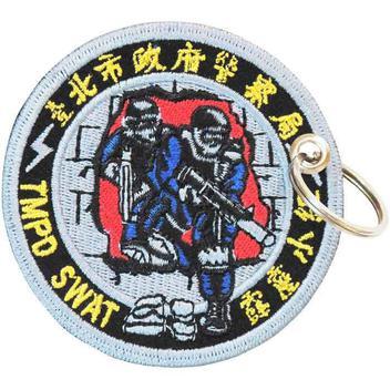 Patch Bordado - Policia Swat Elite Taiwan Police PL60352-383 - Universo talysma bordados