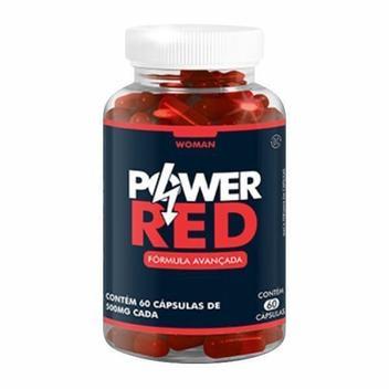 Power Red - 60 Cápsulas - Power red/blue