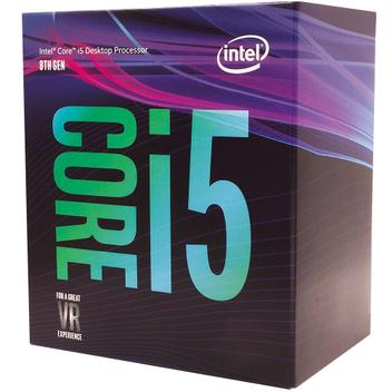 Processador Intel Core i5 8400 Coffee Lake 8 Geração Cache 9MB 2.8GHz LGA 1151 Intel HD Graphics