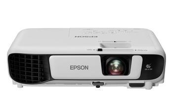 Projetor Epson Powerlite S41+ 3300 Lumens SVGA 800x600 3lLCD VGA, HDMI, USB