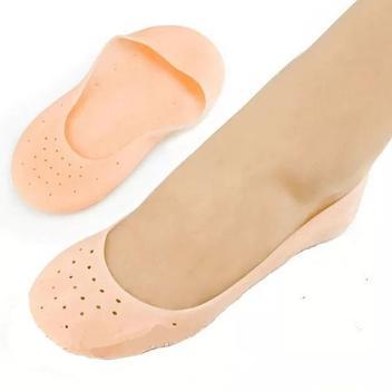 Protetor Para Pés Sensíveis Ou Rachados Pé Calcanhar Smiling - Smiling foot