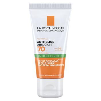 Protetor Solar Facial La Roche-Posay - Anthelios Airlicium FPS 70