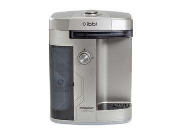 Purificador Parede IBBL IMMAGINARE Prata 110V, Água Natural Gelada e Misturada, Filtra Sem Energia, Botão Misturador Per