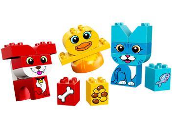 Quebra-Cabeças 18 Peças - LEGO Duplo