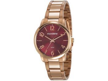 Relógio Feminino Mondaine Analógico - 53738LPMGRE2
