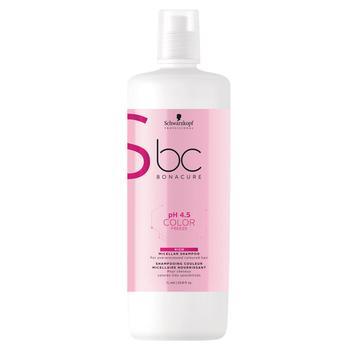 Shampoo Enriquecido BC pH 4.5 Color Freeze Micellar Schwarzkopf - Schwarzkopf professional