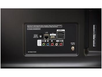 "Smart TV 4K LED 75"" LG 75UK6520 Wi-Fi HDR - Inteligência Artificial Conversor Digital 4 HDMI"