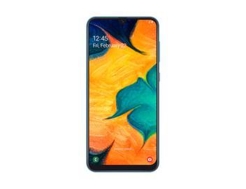 "Smartphone Samsung Galaxy A30 64GB Dual Chip Android 9.0 Tela 6.4"" Octa-Core 4G Câmera 16MP + 5MP"