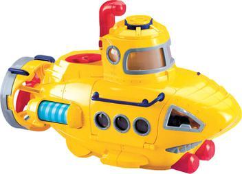 Submarino Aventura - Mattel