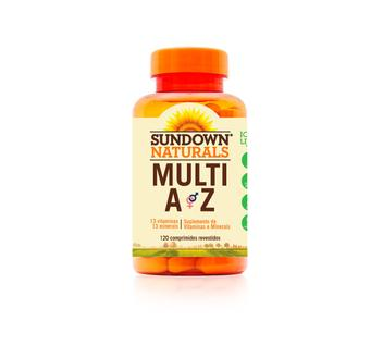 Sundown Multivitaminico Multi A-Z C/120