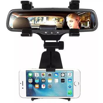 Suporte Retrovisor Universal Celular Carro Caminhão Smartfone Iphone Samsung todos - Imatech