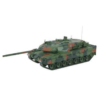 Tanque de guerra GER LEOPARD 2 Wars King 2.4Ghz 1:18