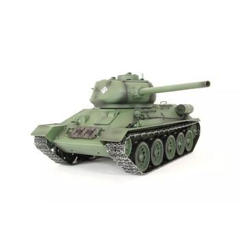 Tanque de guerra russian t-34/85 heng long 2.4ghz