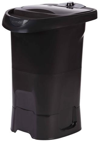 Tanquinho Lavadora De Roupas Semiautomática Lis 4 Kg - Black - Wanke