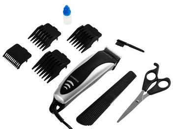Máquina de Cortar Cabelo Mondial Hair Stylo - 5 Níveis de Altura 110V