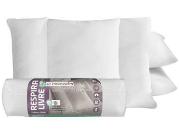 Travesseiro Santista Respira Livre - 1 Peça