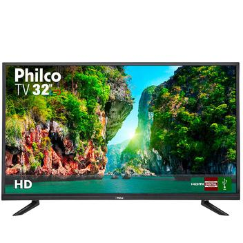 "Tv 32"" philco ptv32d12d led hd conversor digital ptv32d12d"