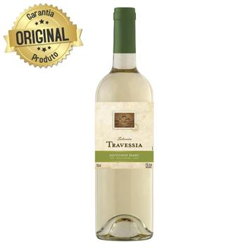 Vinho Chileno Travessia Sauvignon Blanc Seco Garrafa 750ml - Concha Y Toro